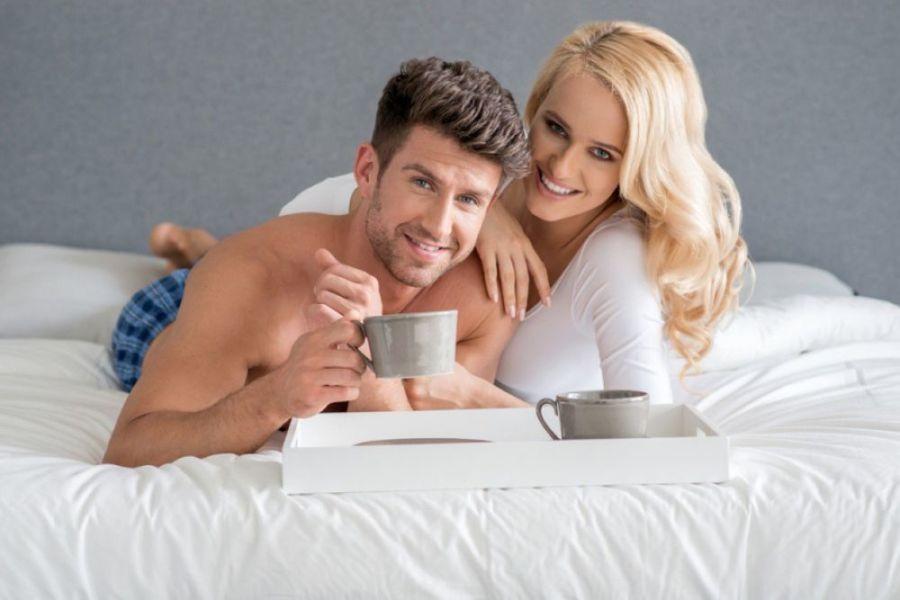 Завтрак в постели
