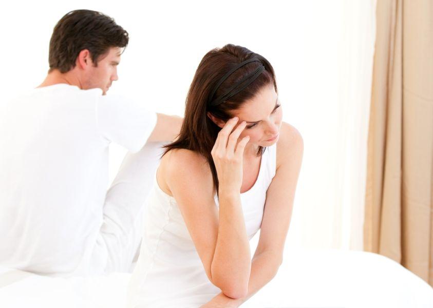 Проблемы у пары