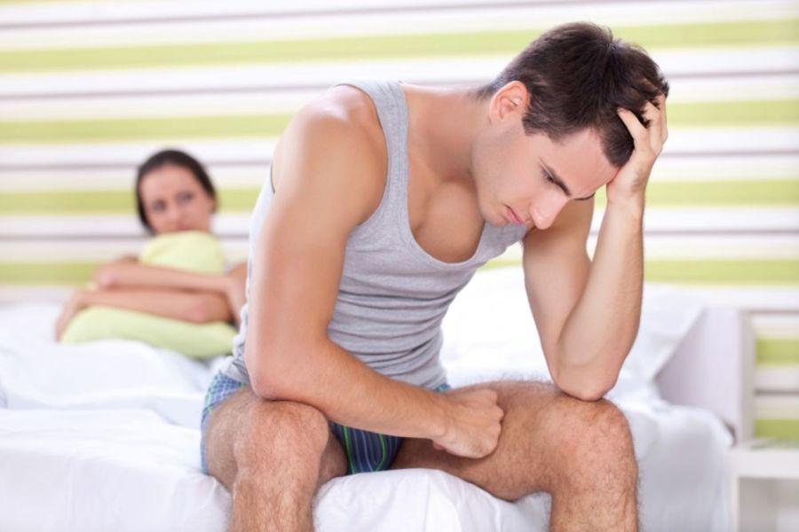 Лечение потенции в домашних условиях  как действовать мужчине