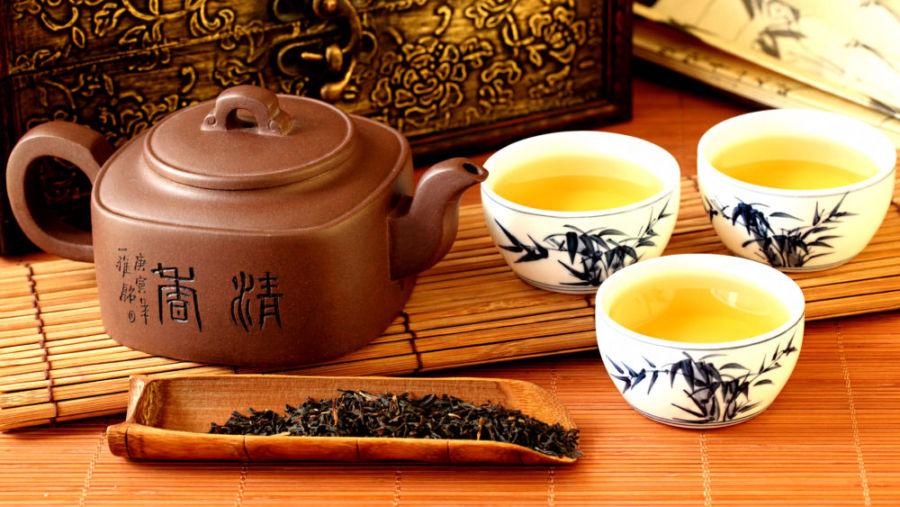 "Китайский чай ""Пуэр"""