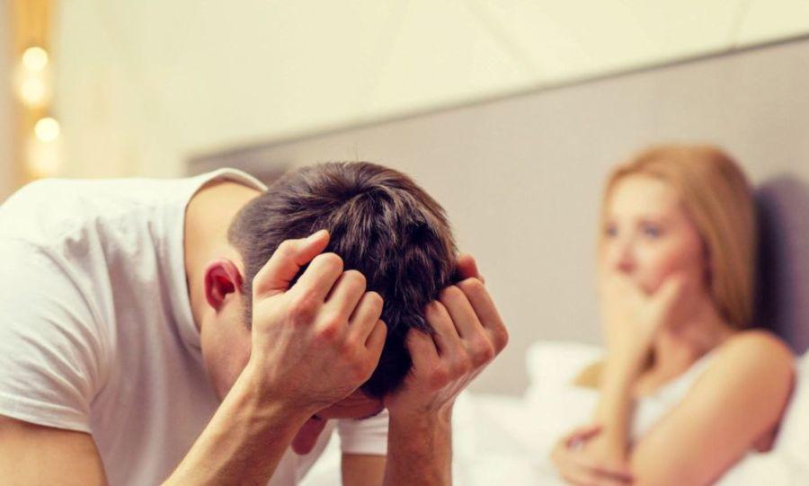 Снижение потенции у мужчин почему причины когда симптомы