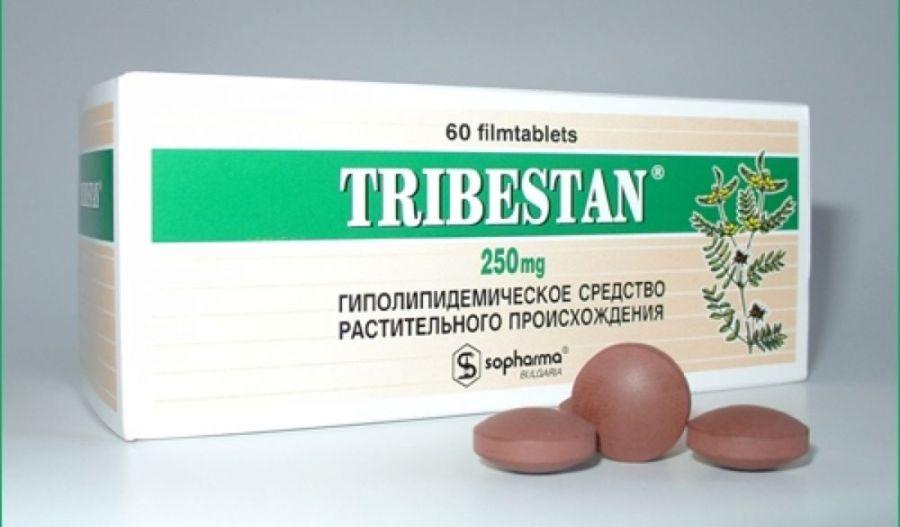 """Таблетки """"Трибестан"""""""