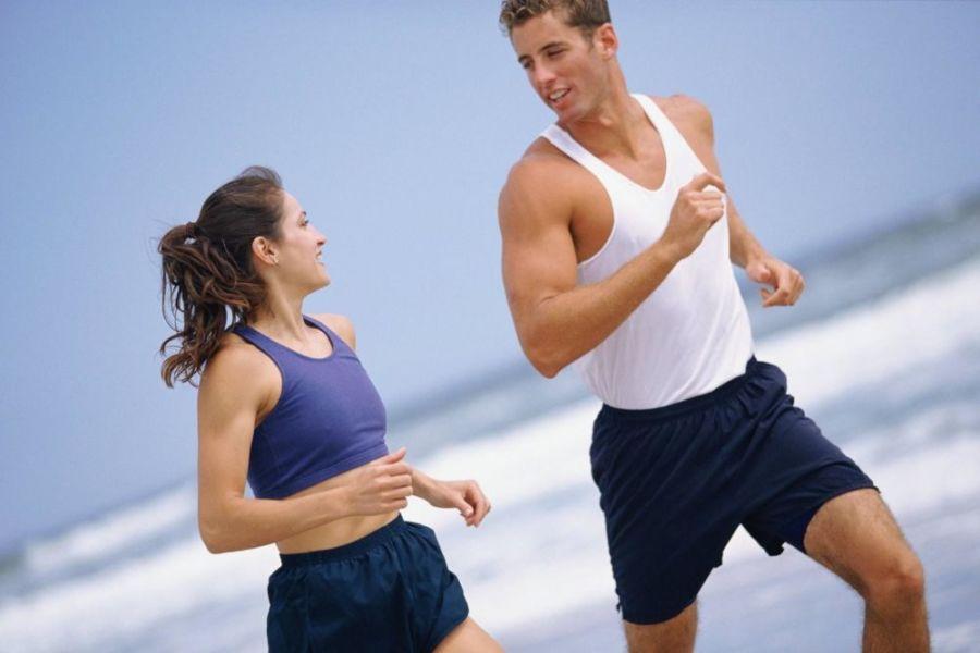 Совместные занятия спортом