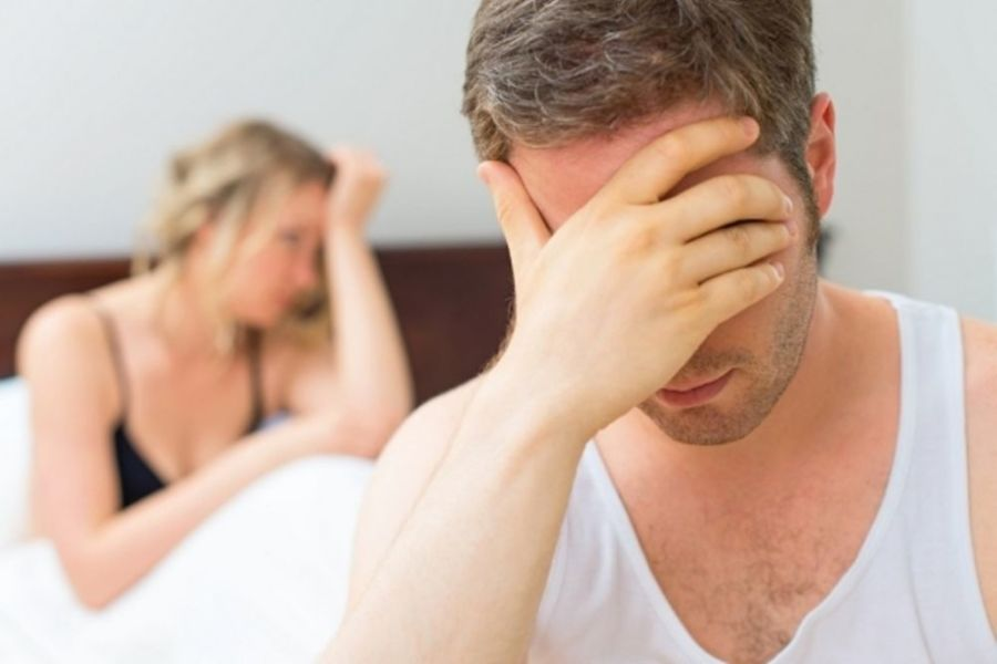 Проблемы с сексом