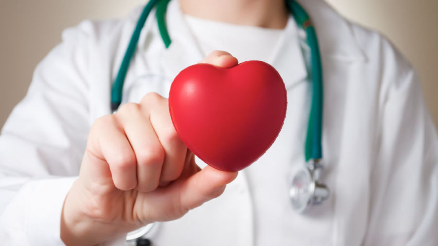 Игрушечное сердце