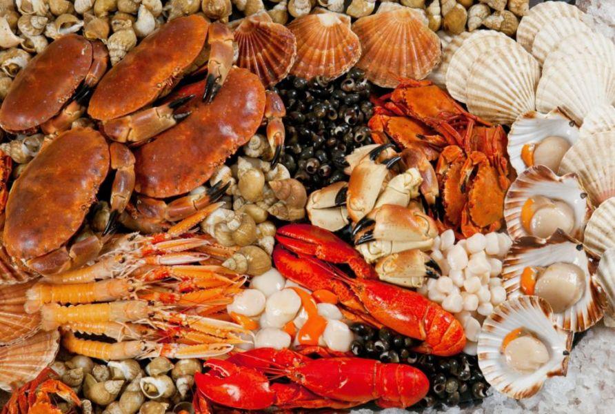 Морепродукты для повышения потенции
