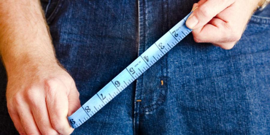 Измерение пениса