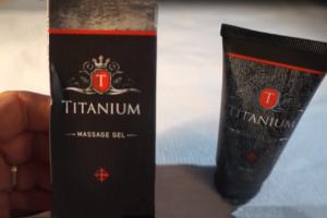 Гель Титаниум