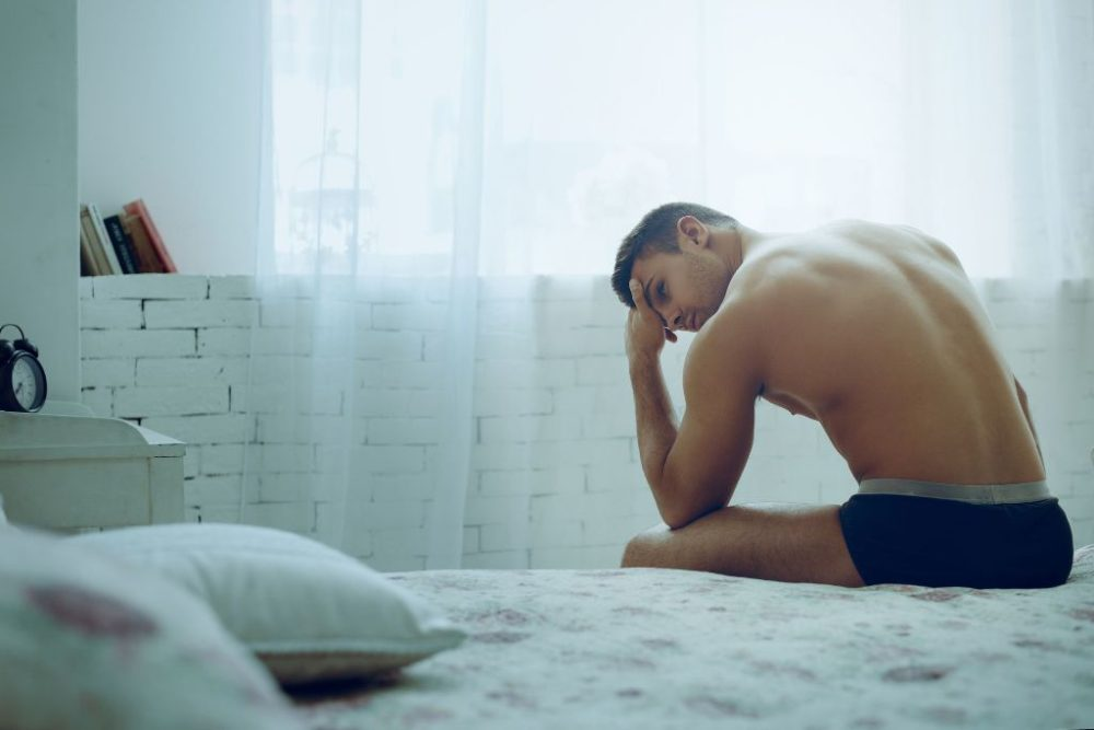 Мало тестостерона у мужчин симптомы