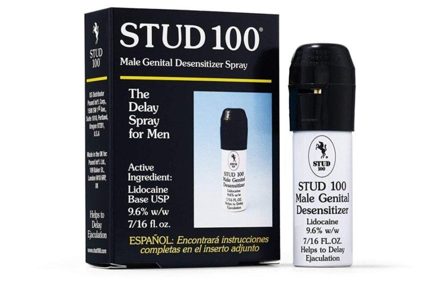 Stud Delay Spray
