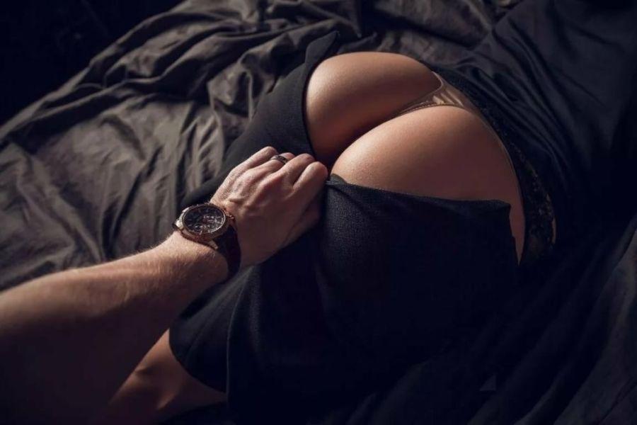 Как женщины относятся к анальному сексу