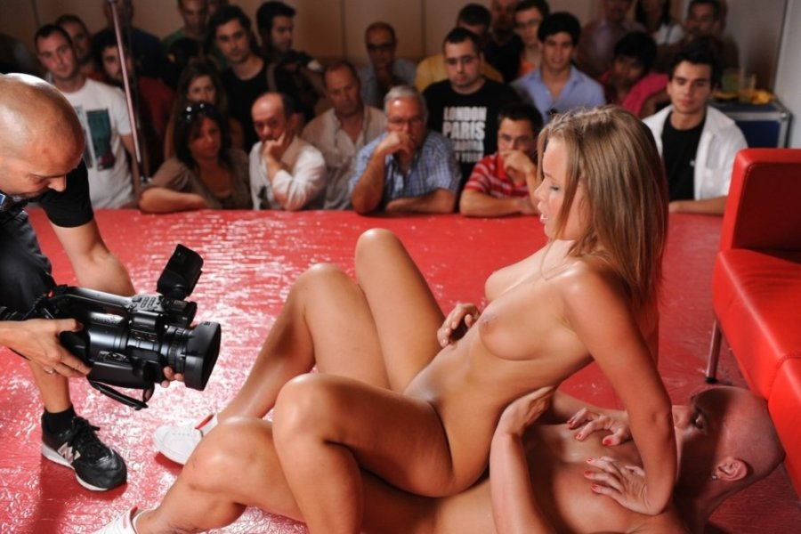 Съемки порно