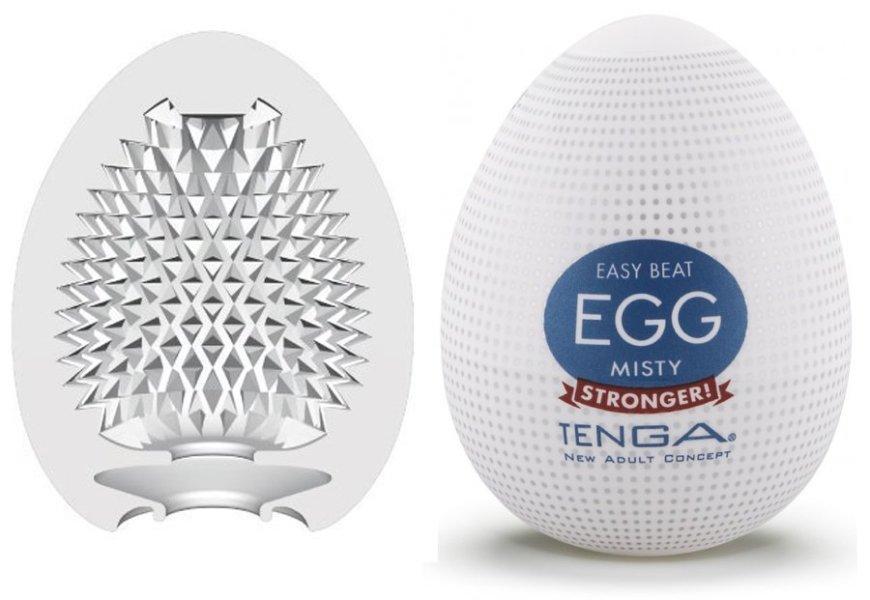 Egg misty stronger