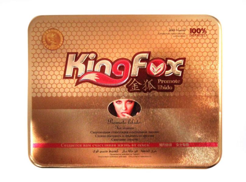 """Порошок """"King Fox"""""""