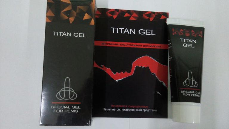 Оибатои gel титан