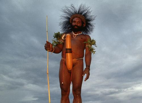 Пенис в африканском племени