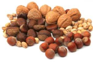 О пользе для потенции различных орехов