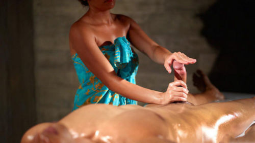 Тайский массаж для увеличения члена