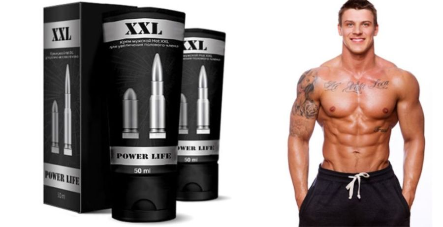 Крем XXL Power Life