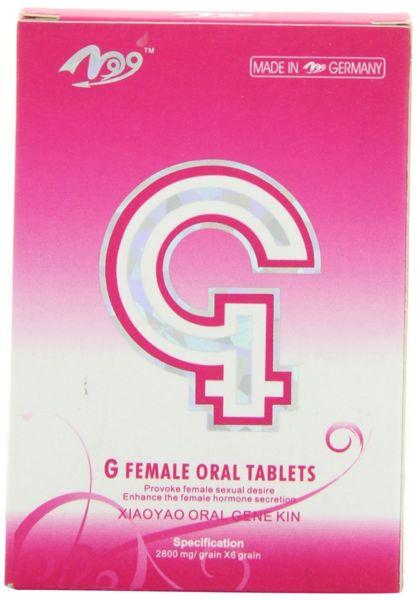 """Капсулы """"G Female"""""""