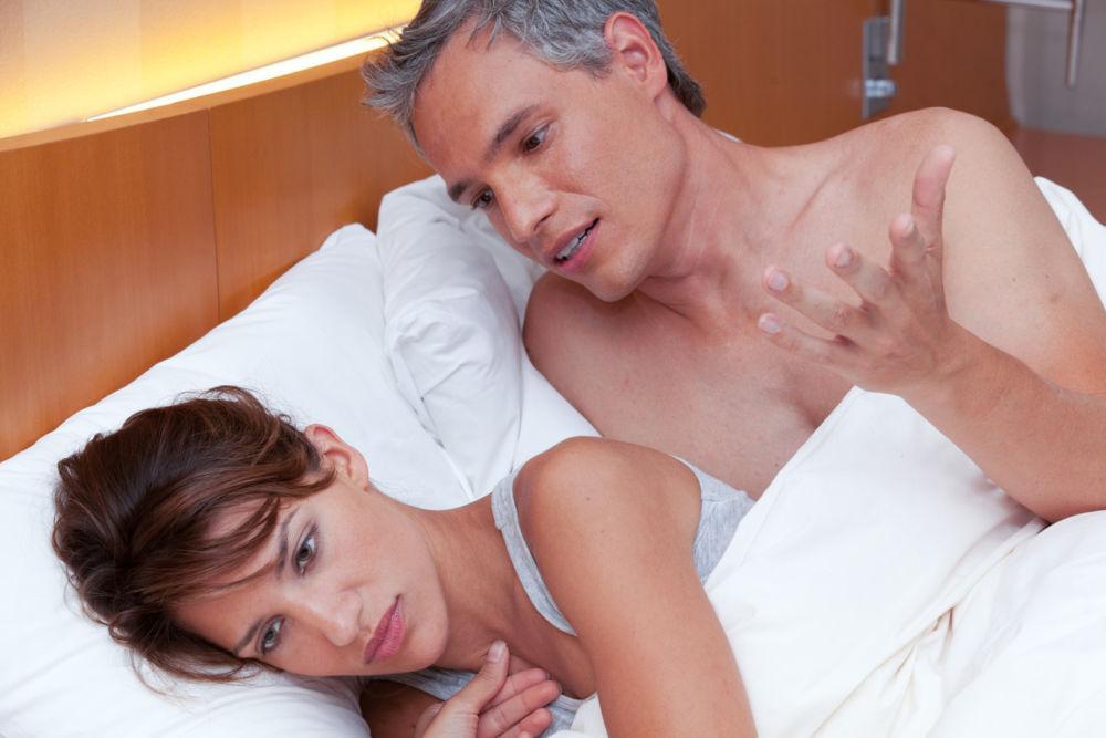 Проблемы в постели