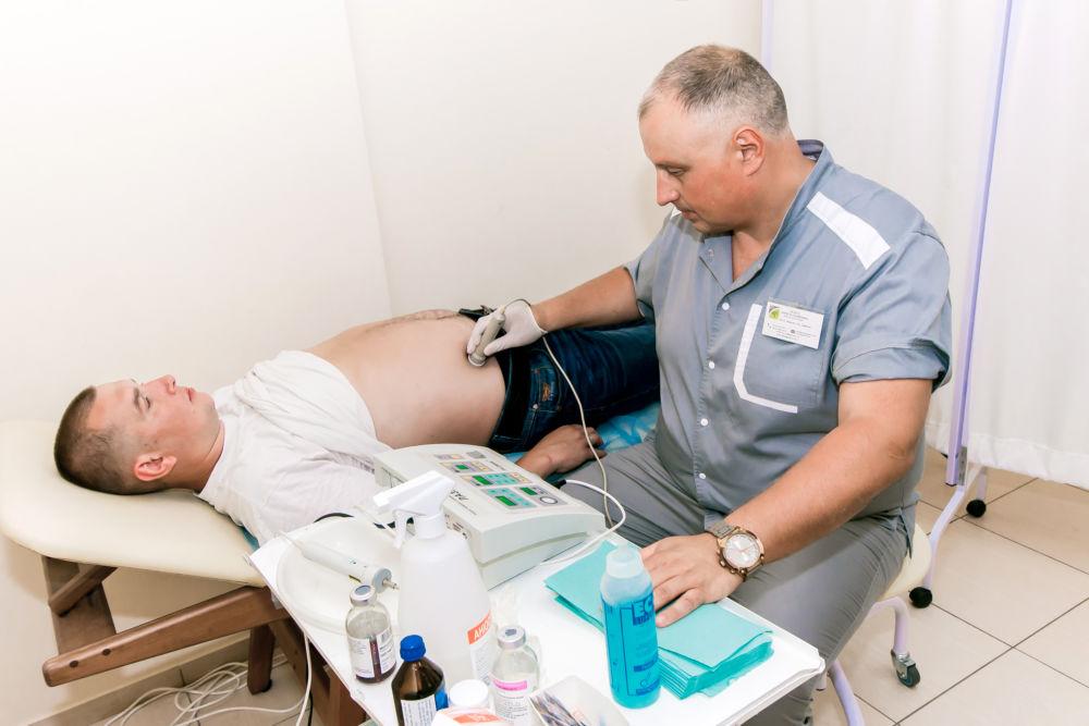 Простатит физиотерапия на дому прибор от простатита елатомского завода