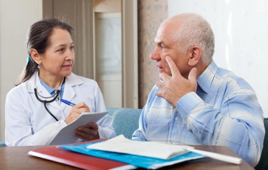Консультирование у врача