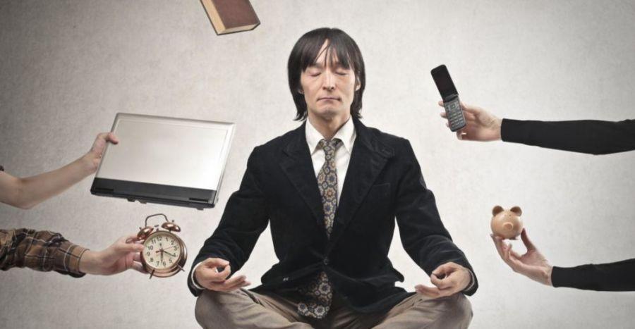 Спокойствие во время стресса