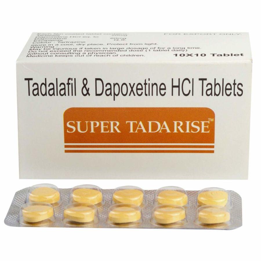 Таблетки «Super Tadarise»: отзывы, цена и инструкция по применению