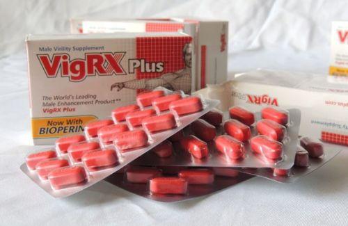 Таблетки для увеличения пениса VigRX Plus