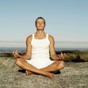 Йога про мужчин