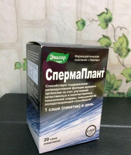 """Препарат """"СпермаПлант"""""""