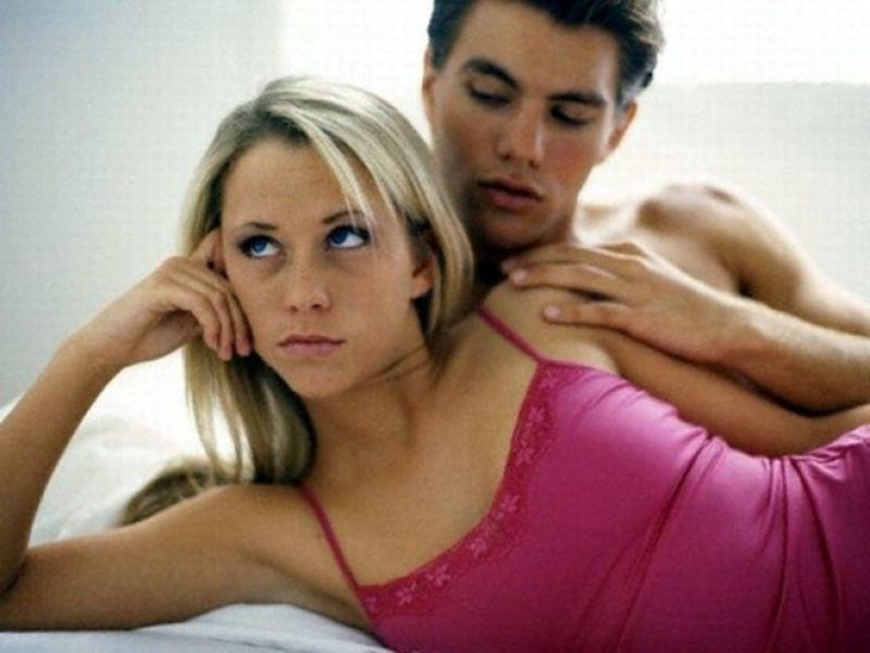 Отсутствие полового влечения у девушки