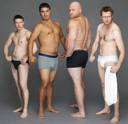 Разные мужчины