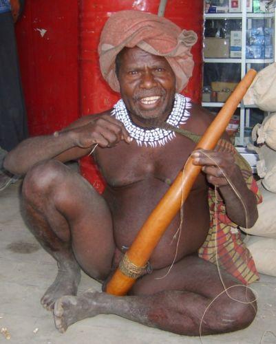 Африканский абориген