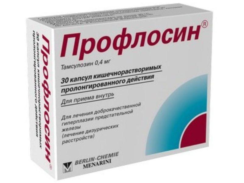 Препарат Профлосин