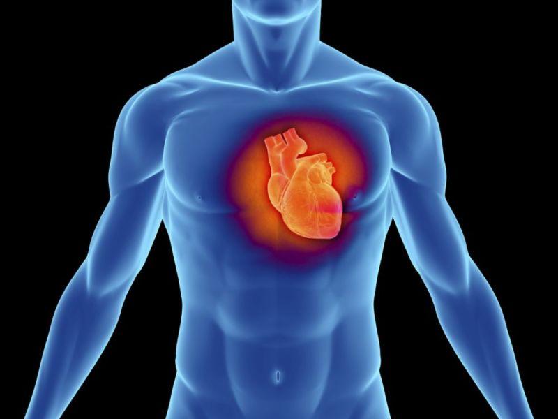 Нездоровое сердце