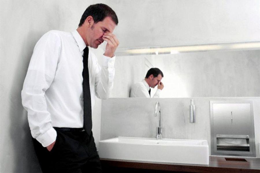 Проблема с походом в туалет