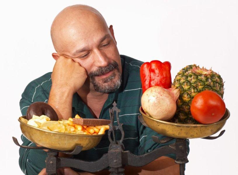 Хорошее питание для поддержки потенции
