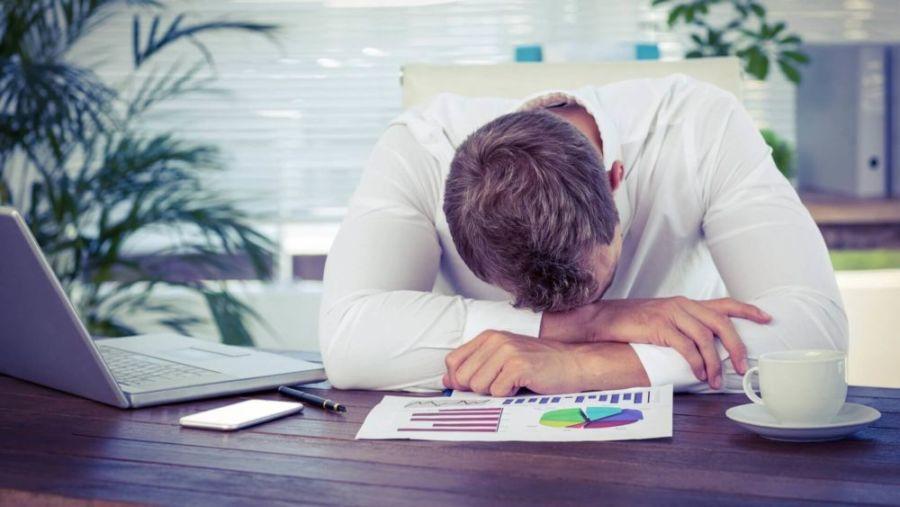 Сильная усталость
