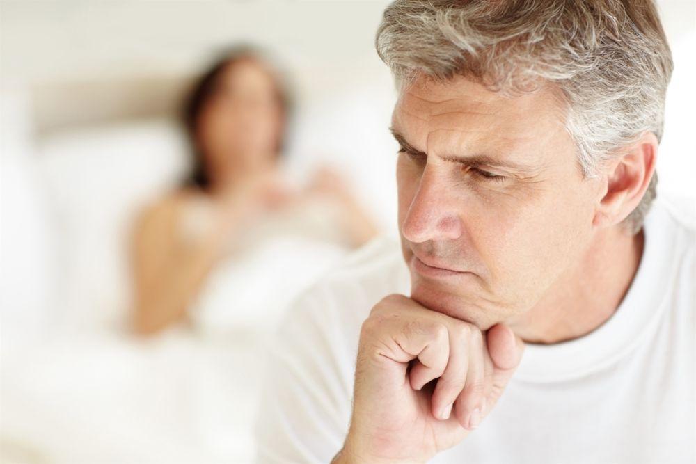 Средства для потенции у мужчин после 40. Как повысить потенцию у мужчин после 45?