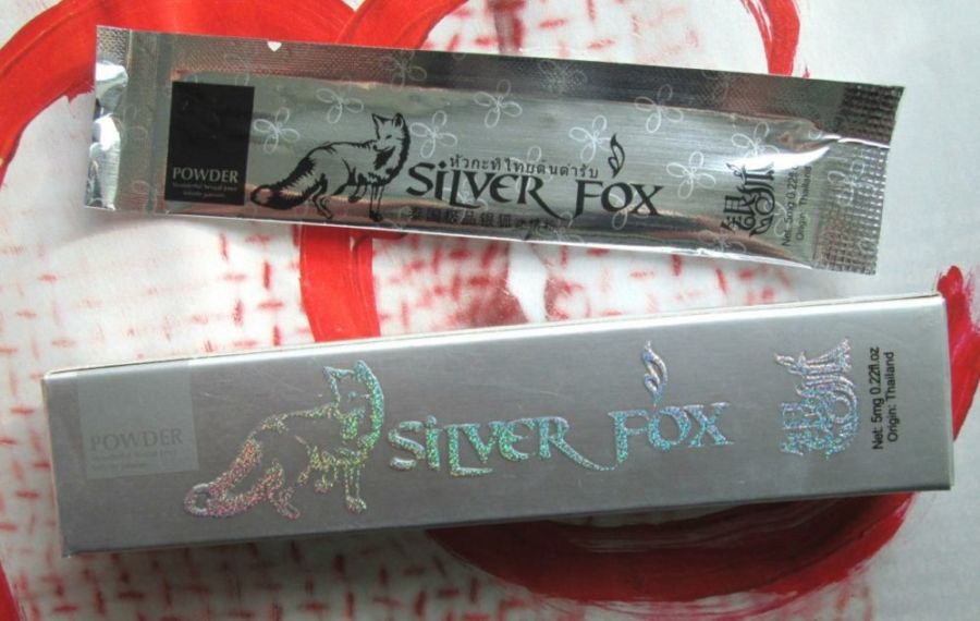 "Препарат ""Silver Fox"""