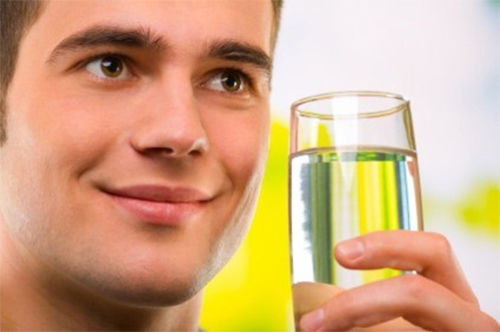 Сода помогает восстановить мужское здоровье