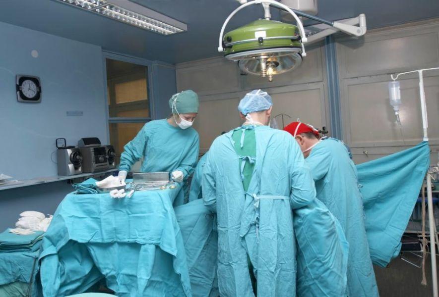 Операция по эндопротезированию