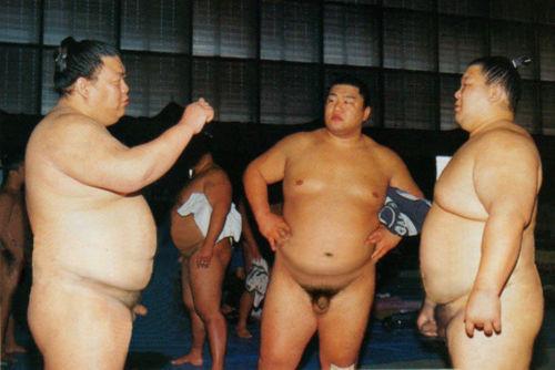 Размер члена японцев