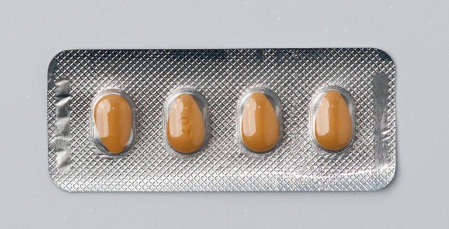 """Пластинка таблеток """"Сиалис"""""""