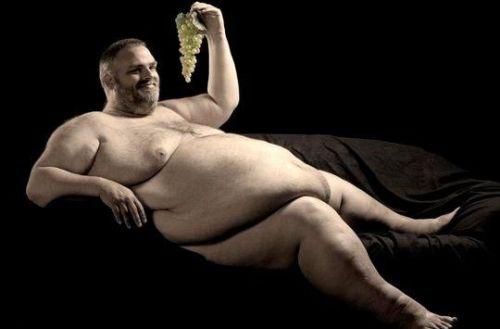 Избыточный вес у мужчин