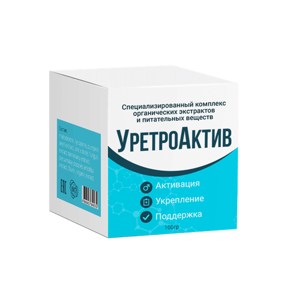 "Препарат ""Уретроактив"""