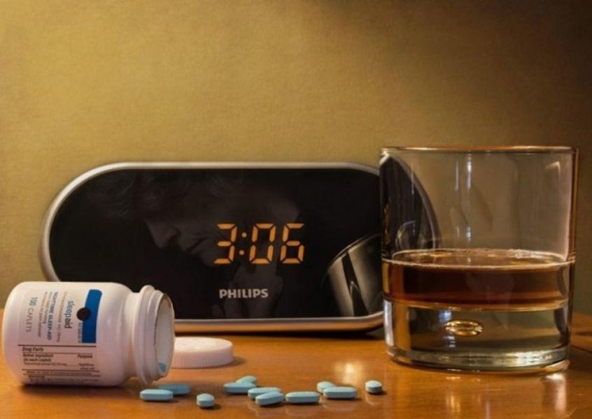 Виагра и крепкий алкоголь