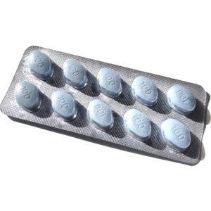 Таблетки с силденафилом